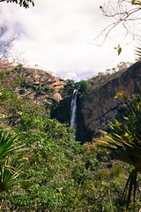 Parque Municipal do Itiquira. Formosa-GO (Serafim Cruz) Tags: natureza viagem landscape formosa itiquira gois texturas cachoeira tropical paisagem brasil br