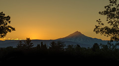Last Blush (writing with light 2422 [NOT PRO]) Tags: lastblush oregon sunset richborder sonya77 volcano mountwashington shieldvolcano