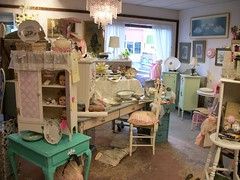 My Space at Store..... (simplychictiques) Tags: vintagerabbitantiquemall spokanewashington vintage antiques relocation myspace move passion mynewspace antiquesandvintageitems newandimprovedstore grandreopening dealer47