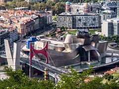 P9211589 Spain Basque Country Bilbao (Dave Curtis) Tags: 2013 em5 europe omd olympus spain basque country bilbao guggenheim museum