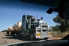 Road Train ---- TSV-ISA 272 (harry de haan) Tags: tsvisa roadtrain outback harrydehaan queensland australia