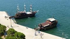 ARABELLA & ARGO (skumroffe) Tags: arabella argo ship schiff boat skepp fartyg bt thessaloniki greece grekland hellas ellada macedoniagreece greekmacedonia macedonia mellerstamakedonien makedonien