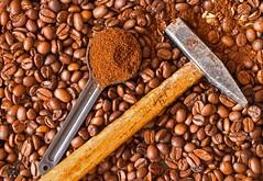 Hammerkaffee (Josef17) Tags: hammerkaffee kaffee kaffeebohnen kaffeepulver hammer
