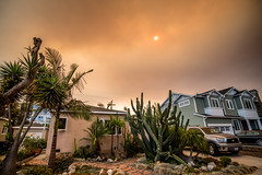 Smokey Skies (jimsheaffer) Tags: nikond750 nikonwideangle smoke fire californiawildfires smokeyskies fireinthesky clouds