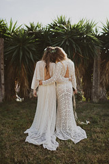 04-Immacle-Wedding-Dresses-Bohemian-Bride_Cool-Chic-Style-Fashion (Cool Chic Style Fashion) Tags: weddings bridal novias matrimonio abitodasposa sposa lacedress