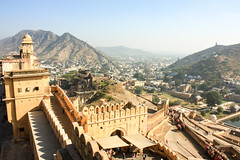 Amber Fort (Harald [ha75]) Tags: travel india amber fort tourist indien jaipur rajasthan reise