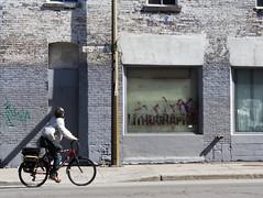 (pixOlga) Tags: street man bicycle cycling