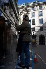 Artisan trades in the City - The Sing-writer (IanAWood) Tags: londonstreetphotography walkingwithmynikon nikkorafs24mmf14g nikondf