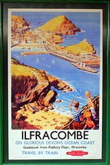 Ilfracombe (Malcolm Bott) Tags: england britishisles unitedkingdom transport railway dorset