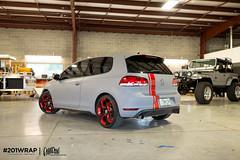 Volkswagen GTI Full Wrap