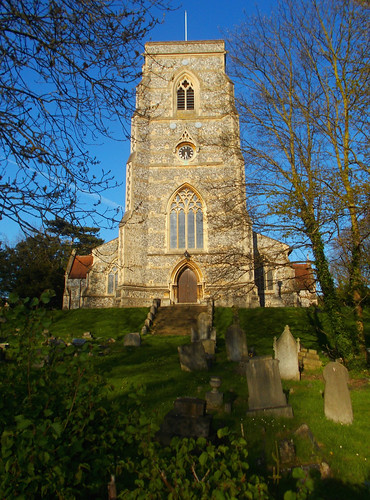 All Saints church, Benhilton, SUTTON, Surrey, Greater London (5)