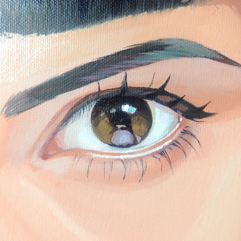 Alessandra - Progress - Detail