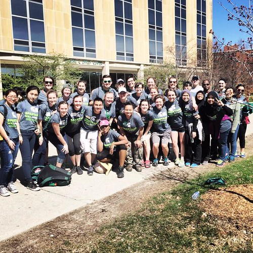 2015 SPARTANS WILL. POWER Global Day of Service