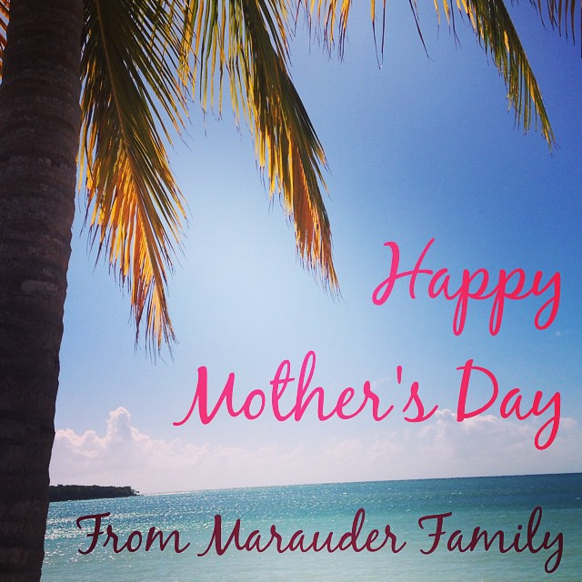 Happy Mothers Day! Best wishes from Marauder Sailing Charters Family - #vieques #caribbean #happiness #mother #mothersday #happy #mom #quote #instaquote #quoteoftheday #islandlife #picoftheday #seepuertorico #maraudersailingcharters #family #sailing #sai
