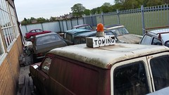 Classic Car Garage (ChristinaGXL) Tags: