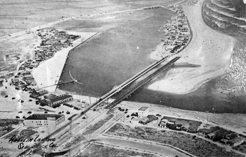 california history historical sunsetbeach southerncalifornia orangecounty baycity sealbeach surfside pacificelectricrailway orangecountyarchives orangecountyhistory