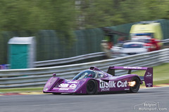 Jaguar XJR14 (belgian.motorsport) Tags: auto classic ross cut silk racing peter jaguar spa brawn mec twr 2015 xjr14