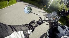 Suzuki GS500 onboard screengrabs (maxwell1326maxen) Tags: street sexy beautiful race landscape switzerland nice ride angle yeah fuck great hell twist it we full explore motorbike moto motorcycle why wrist suzuki 500 gs thrill twisty throttle lean motorrad twisties gs500 gs500e gstwin gopro rideit gstwins whyweride maxwellmaxen