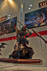 : Charm of blood 2 ( manbo) Tags: 20d japan canon hobby chiba figure 1785mm hobbyshow c3xhobby