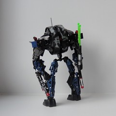 Genetically enriched technoid+ (Tails-N-Doll) Tags: robot lego bionicle technoid