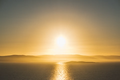 Midnight at the Barents Sea (Go.70North) Tags: midnightsun barents sea norway finnmark