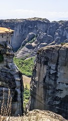 Meteora (Paul Thickitt) Tags: greece meteora monastery thessaly