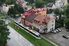 IMG_5051_jnowak64 (jnowak64) Tags: poland polska malopolska cracow krakow krakoff bronowice architektura komunikacja tramwaj aura lato mik mpk sdm