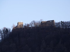 Bergruine Gsting, Graz, Austria (Norbert Bnhidi) Tags: austria graz gsting castle sterreich autriche ustria oostenrijk  ausztria styria steiermark estiria styrie stiria estria stiermarken  stjerorszg