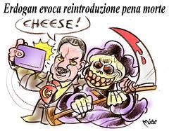 ErdoMrt (Moise-Creativo Galattico) Tags: morte pena vignette satira attualit moise giornalismo erdogan editoriali moiseditoriali editorialiafumetti turchi9a