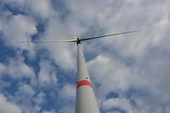 Wind Power (ericgrhs) Tags: windpower windenergie sky himmel clouds windkraft windrad windkraftanlage windturbine
