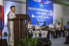 160710-N-CV785-071 (U.S. Pacific Fleet) Tags: philippines usnavy phl legazpi albay usnsmercy pacificpartnership pp16 hospitalshipusnsmercy pacificpartnership2016