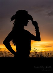 DSC_0507a wm web (Susan Day-Jeschke) Tags: flowers sunset portrait girl beautiful field hat silhouette yellow pose hair golden model cowboy pretty glow lace vibrant longhair posing crop blonde blondehair cowboyhat modelling brilliant canola beautifulgirl jewellry canolafield croptop