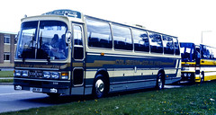 Slide 067-28 (Steve Guess) Tags: crawley west sussex coach rally england gb uk coliseum duple goldliner volvo b10m