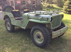 """WWII Ford GPW """"Jeep"""" (PAcarhauler) Tags: ford willys jeep gpw 4x4 suv"""