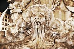 Rome, Italy-Trevi Fountain (christinathomas@att.net) Tags: italy vatican rome history st museum site ancient ruins san arch roman forum columns pantheon historic constantine di coliseum peters castel archeological titus coloseum basiclica