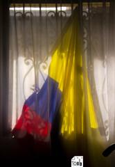 Bandera Mia (TobiTr3s) Tags: bandera colombia colores color 20 julio independencia patria pas