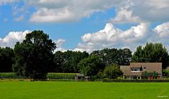 Landscape Nature (JaapCom) Tags: jaapcom landscape landschaft dutchnetherlands hollanda natural naturel clouds