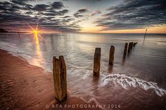 Dawn Light (RTA Photography) Tags: teignmouth devon lightroom groyne sea seascape dawn sunrise