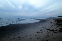 beachnight ( #cc ) (marfis75) Tags: strand nacht abend sonnenuntergang sand sandstrand nordsee nothern sea holland niederlande himmel wolkig julianadorp bergen denhelder alkmaar beach meer wasser sky wolken night dunkel dark darkness marfis75