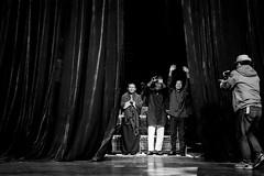 happy ending (L 'tranger) Tags: musician china nepal tibet sing star concert documentary buddhism blackandwhite