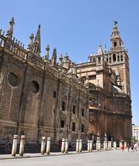 'Catedral de Sevilla' (EZTD) Tags: eztd eztdphotography eztdphotos photos fotos nikond90 sevilla seville sevilha spain espana espagne spana catedral dom cathedrale cathedral plazadeltriunfo