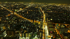 P1070779 (erickscopdx) Tags: city osaka japan lights dmclx7 panasonic night