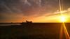 Lelystad geeft Lucht! (Dynaries) Tags: vanavond racefiets dijk water oostvaarderplassen oostvaardersdijk knardijk avond zon natuur nieuwewildernis wildernis nature landschap landscape sunset zonsondergang sensa umi mobile fotografie photography 2016