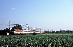 15018  Erstein  04.07.91 (w. + h. brutzer) Tags: erstein eisenbahn eisenbahnen train trains frankreich france railway elok eloks lokomotive locomotive zug 15000 sncf webru analog nikon