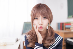 IMG_6780 (sullivan) Tags: canoneos5dmarkii ef35mmf14lusm beautiful beauty bokeh dof lovely model portrait pretty suhaocheng taipei taiwan woman taiwanese