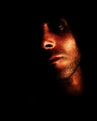 Dark places (Josu Sein) Tags: instagram selfportrait portrait mystery surrealism expressionism cinematic gothic dark