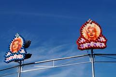 DSC02235 (A Parton Photography) Tags: fairground rides spinning longexposure miltonkeynes fireworks bonfire november cold