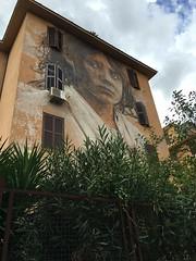 Roma - Streetart Tor Marancia (carlogalletti) Tags: roma murales tor marancia street art carlog helten