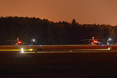 RAF AH-64's (Jaapio) Tags: aviation aircraft heli helikopter helicopter raf airforce royal air force ah64d ah64 ch47 lynx westland boeing ehwo night flying ngv vission refueling hot