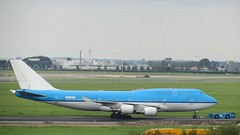 Just one more day and the PH-BFK will be phased out. (Cloudwalker 1979) Tags: klm boeing boeing747 747400 canon photography photographer megaplane